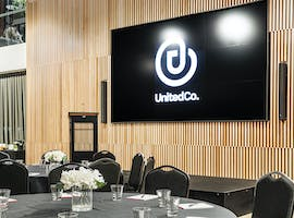 Stunning event space with video wall at United Co. , image 1
