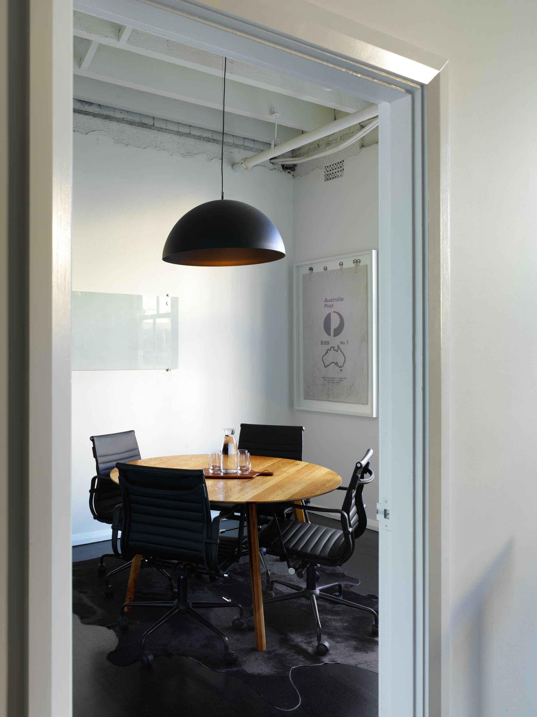 Bourke, meeting room at Desk Space, image 1