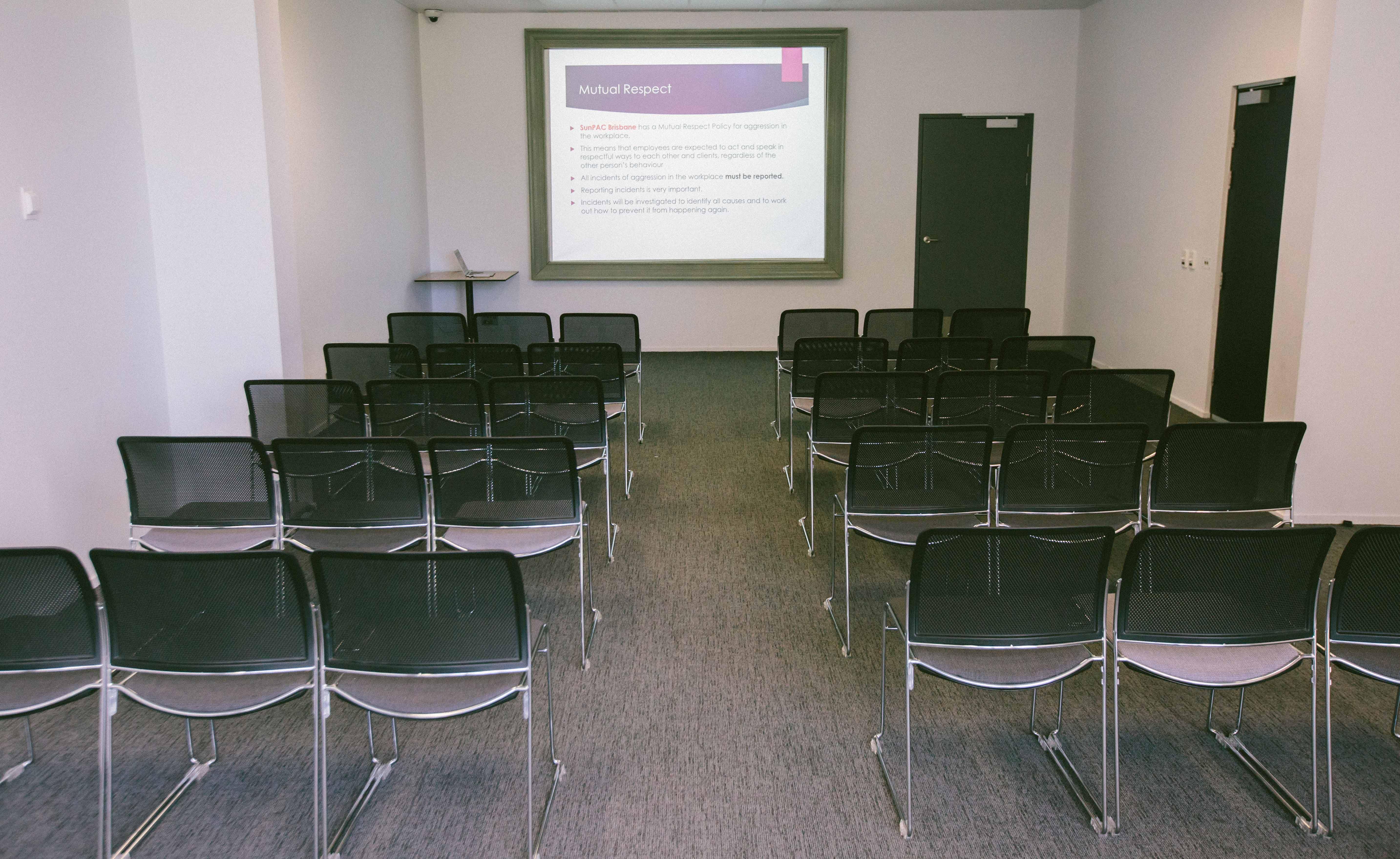 Multi-use area at SunPAC Meeting Room, image 1