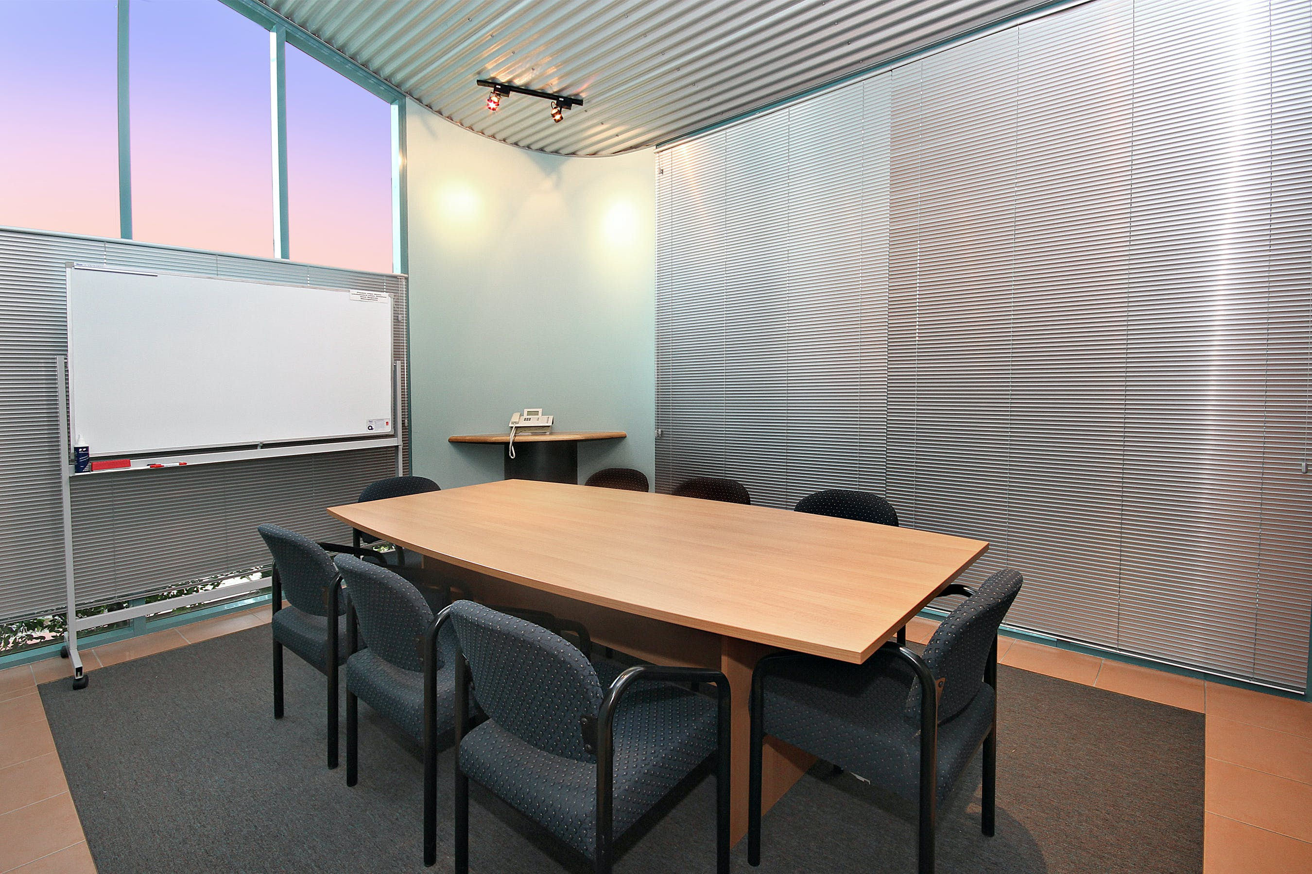 Boardroom, meeting room at Pikki Street Corporate Centre, image 1