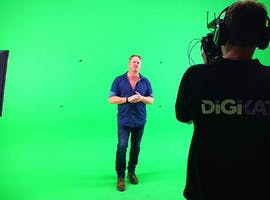 Green Screen, creative studio at DigiKat, image 1