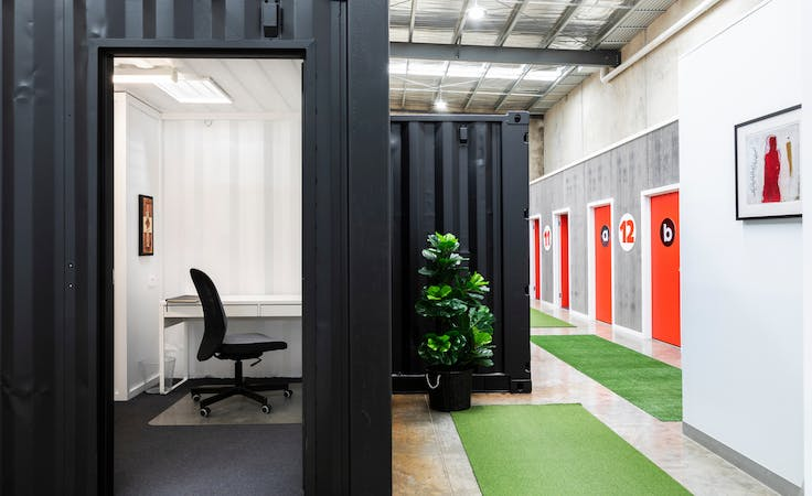 Triple Office, private office at Contane Office Space, image 1