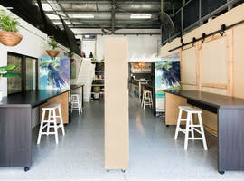 Creative studio at Lipstick Lane Atelier & Showroom, image 1