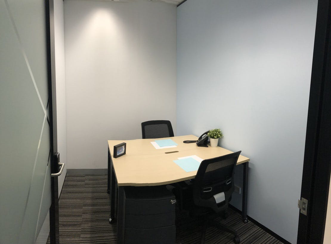 Private office at Compass Offices - Collins St, image 1
