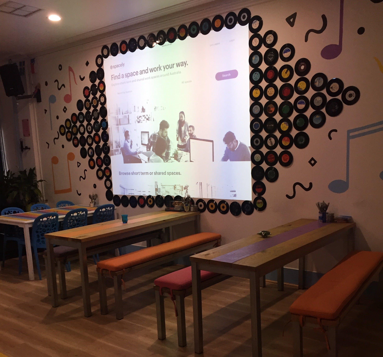 Benjys Bar, training room at Benjys, image 1