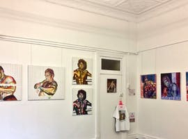 Creative studio at MLC Gallery, image 1
