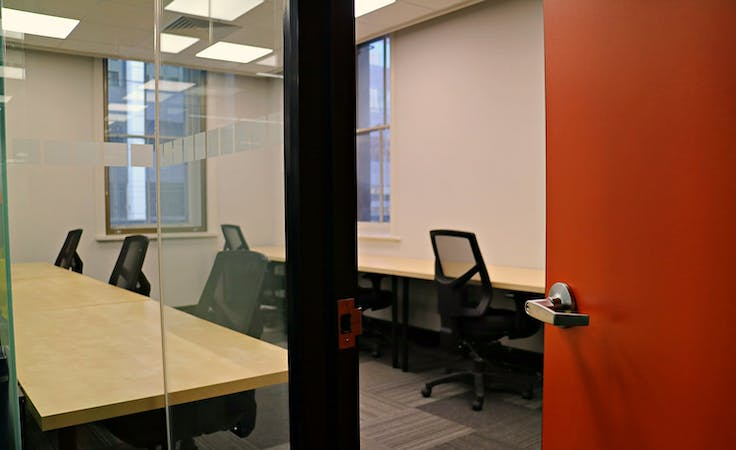 7 person, private office at YBF Ventures, image 1