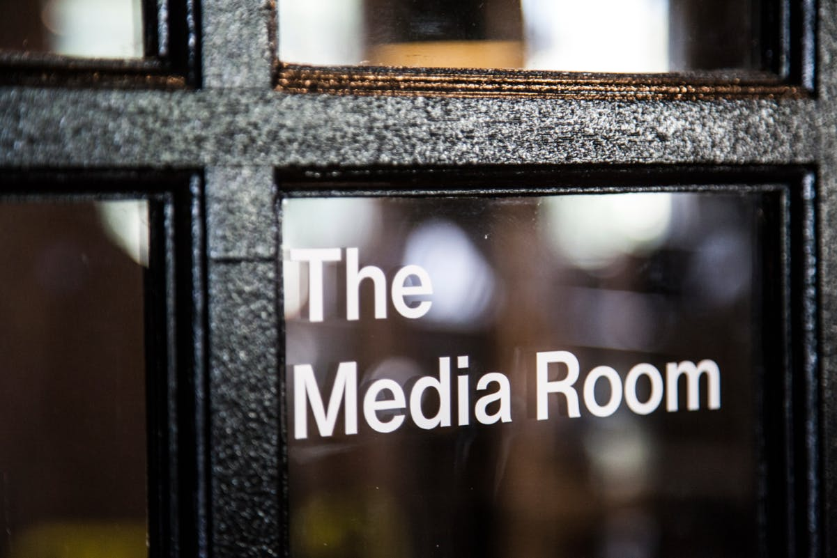 The Media Room, meeting room at Your Desk Surry Hills, image 1