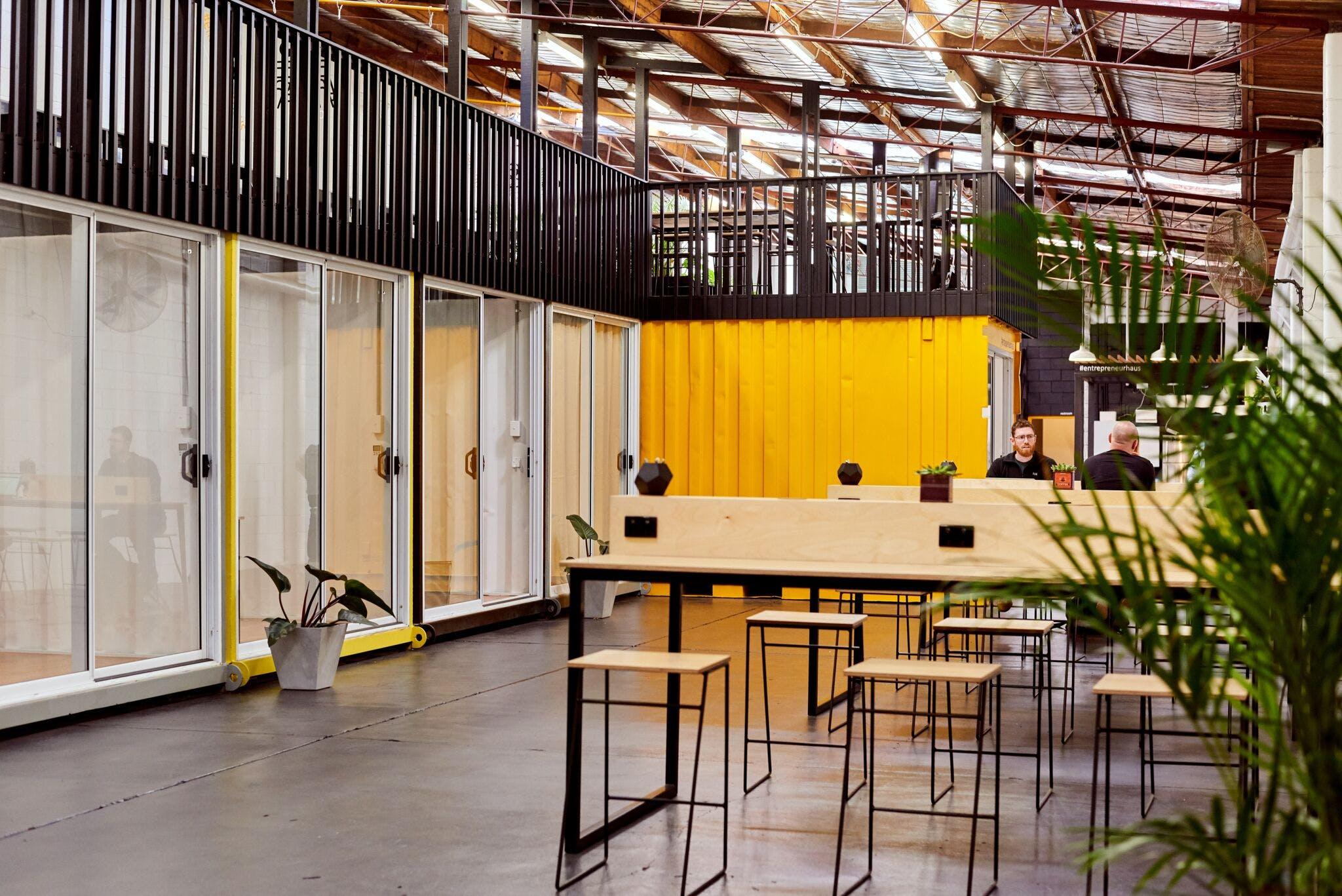 Dedicated desk at Entrepreneur Haus, image 1