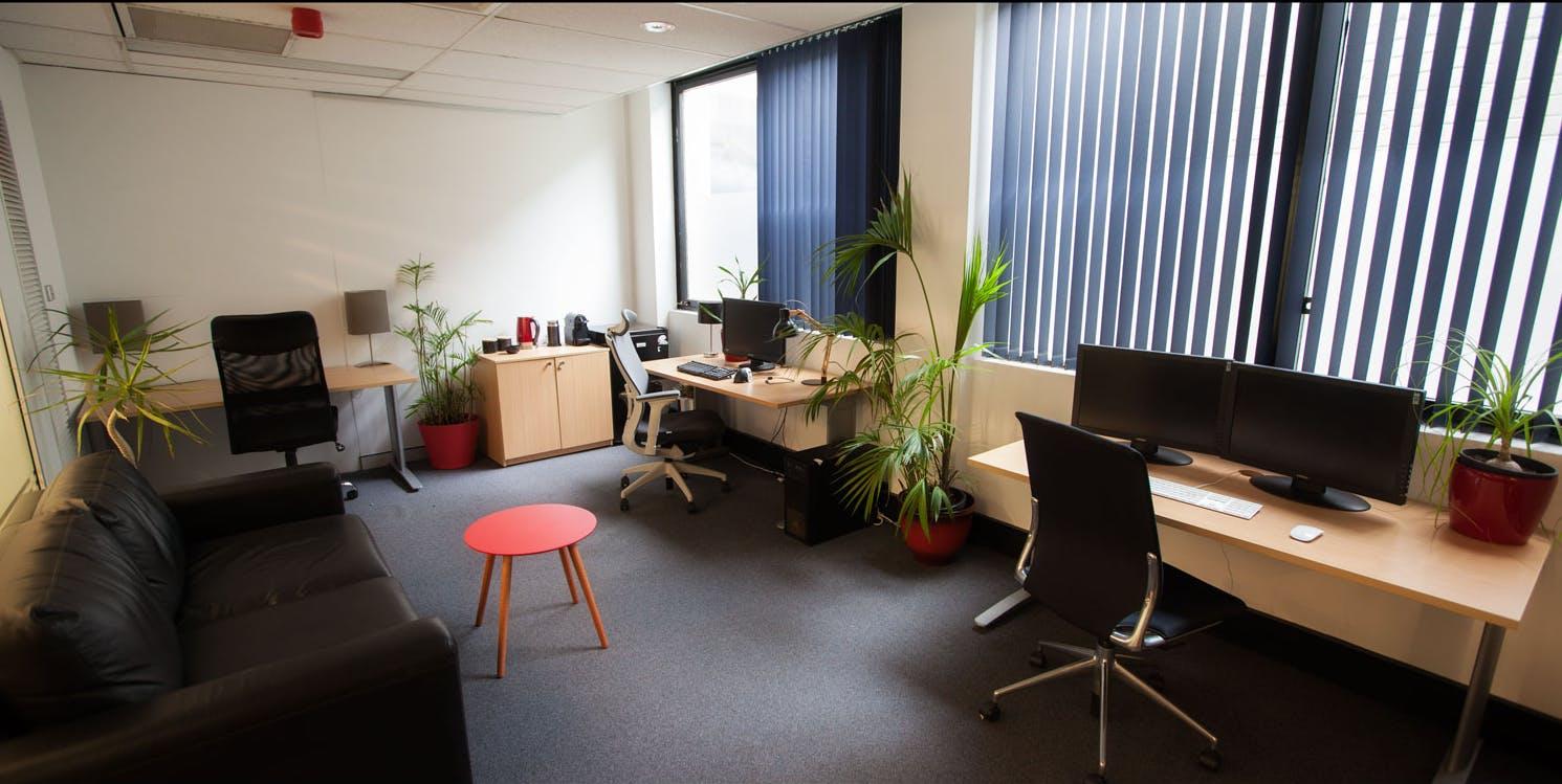Shared office at Studio Dingo, image 1