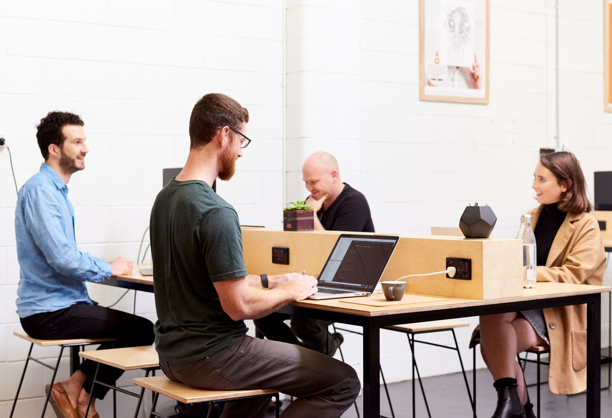 Hot desk at Entrepreneur Haus, image 1