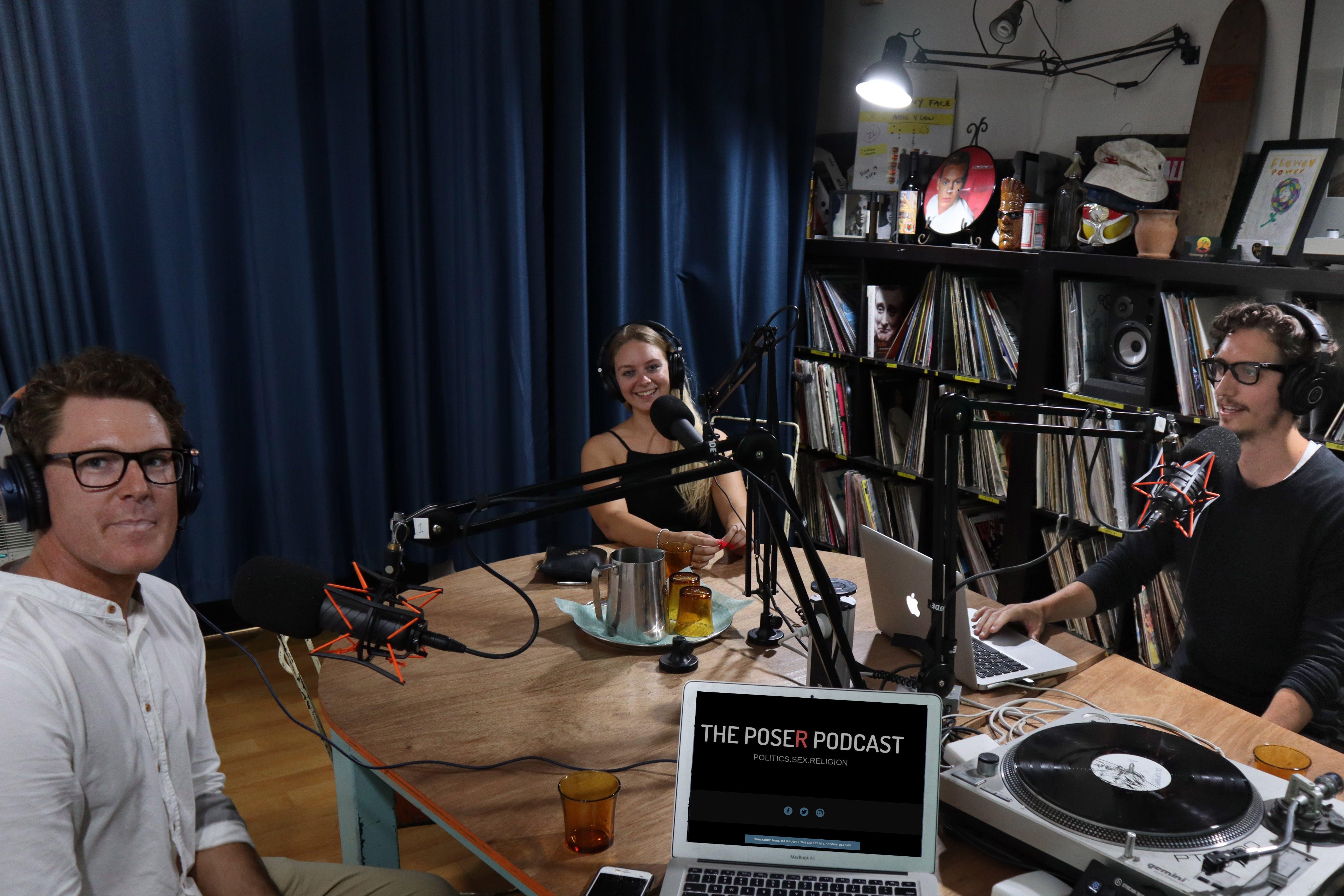 The Vinyl Room, creative studio at Castaway Studios - Podcasting Studio, image 8