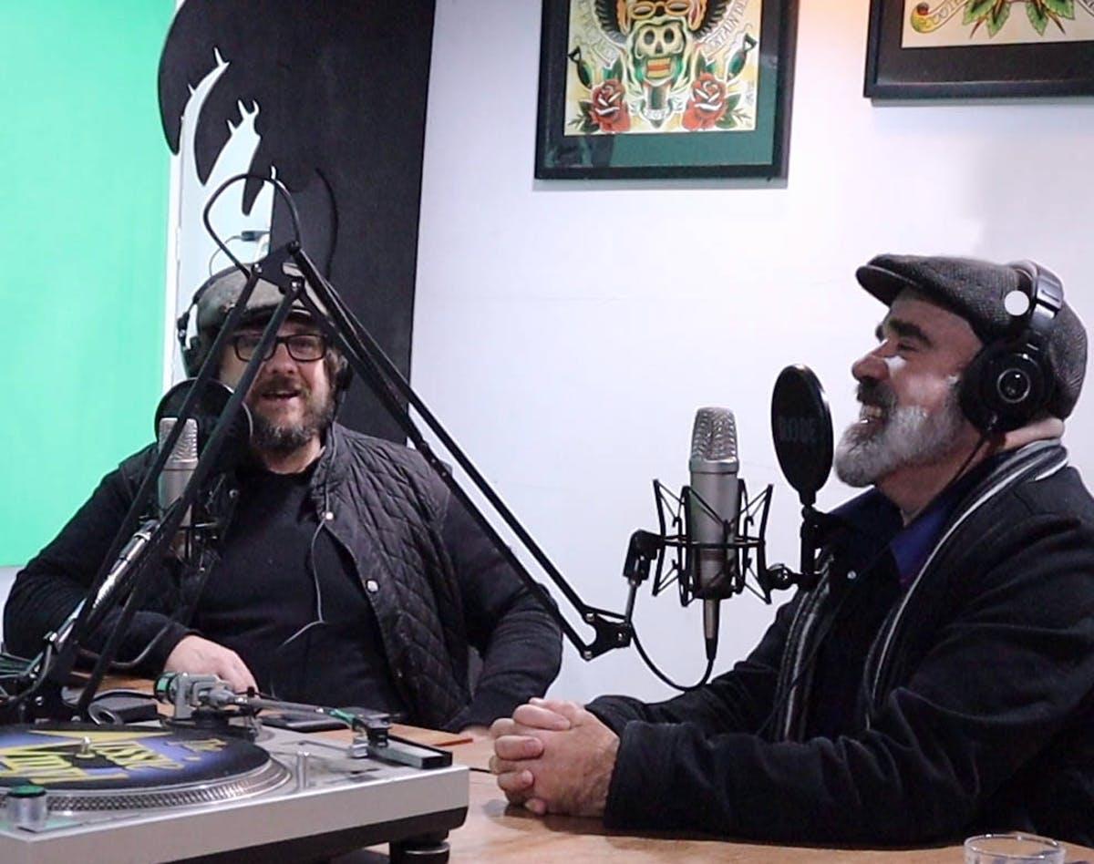 The Vinyl Room, creative studio at Castaway Studios - Podcasting Studio, image 4