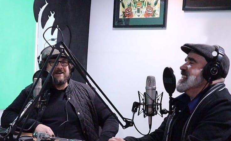 The Vinyl Room, creative studio at Castaway Studios - Podcasting Studio, image 5