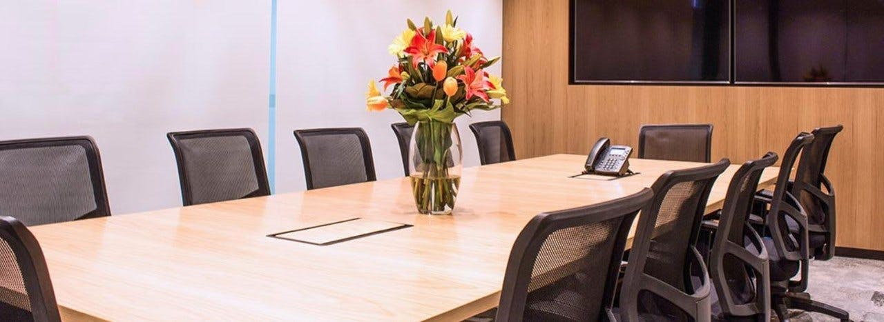 Meeting room at Compass Offices - Bourke, image 1