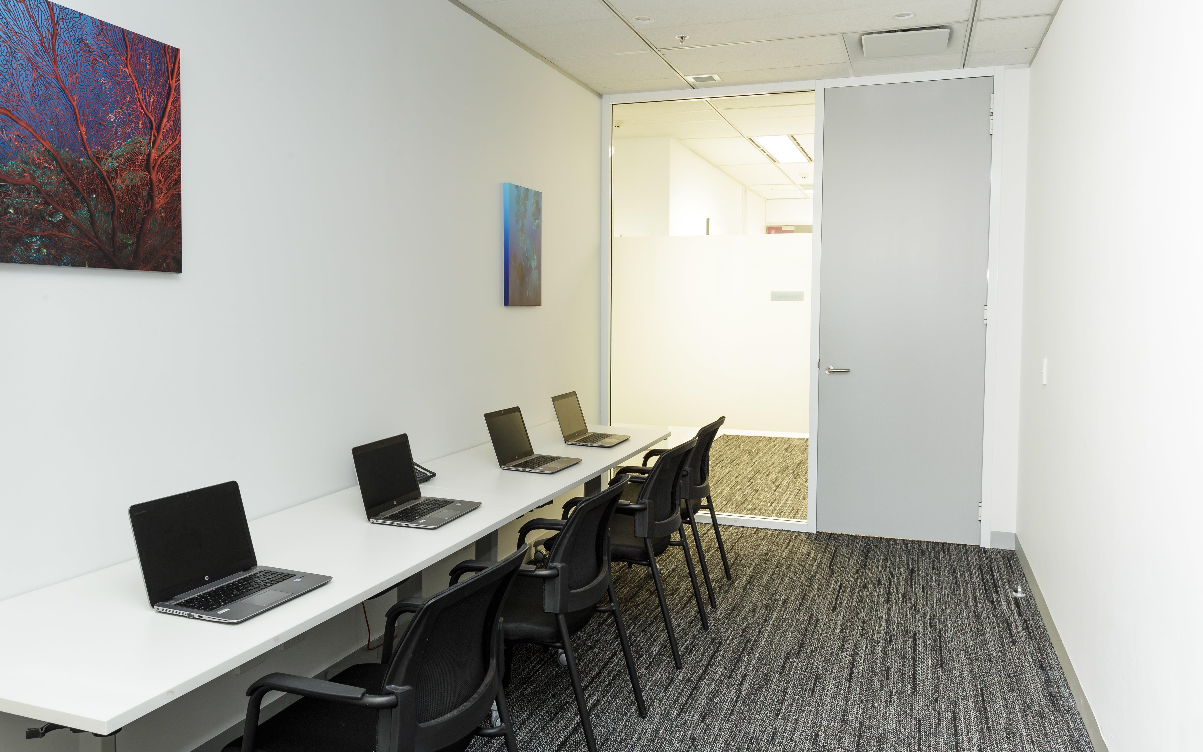 Cracknell: 4-6 Person Serviced Office near Sydney CBD, image 1