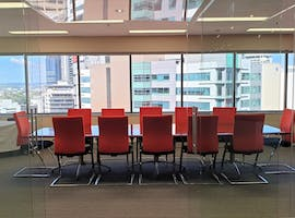 Boardroom, meeting room at BSPACE Brisbane, image 1