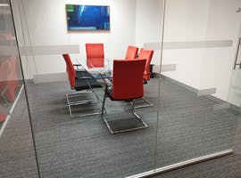 Meeting room at BSPACE Brisbane, image 1