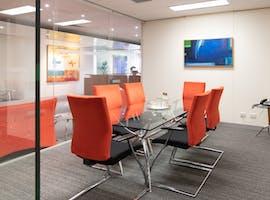 Meeting room at BSPACE Brisbane, image 1