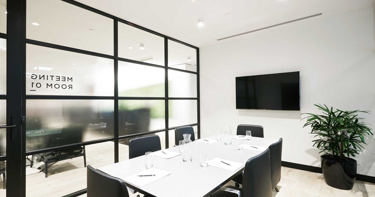 Meeting room at Sector Serviced Offices Collins St, image 1