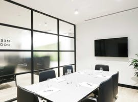 6 Seater, meeting room at Sector Serviced Offices Collins St, image 1