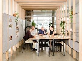 Dedicated desk at Ola Studio, image 1