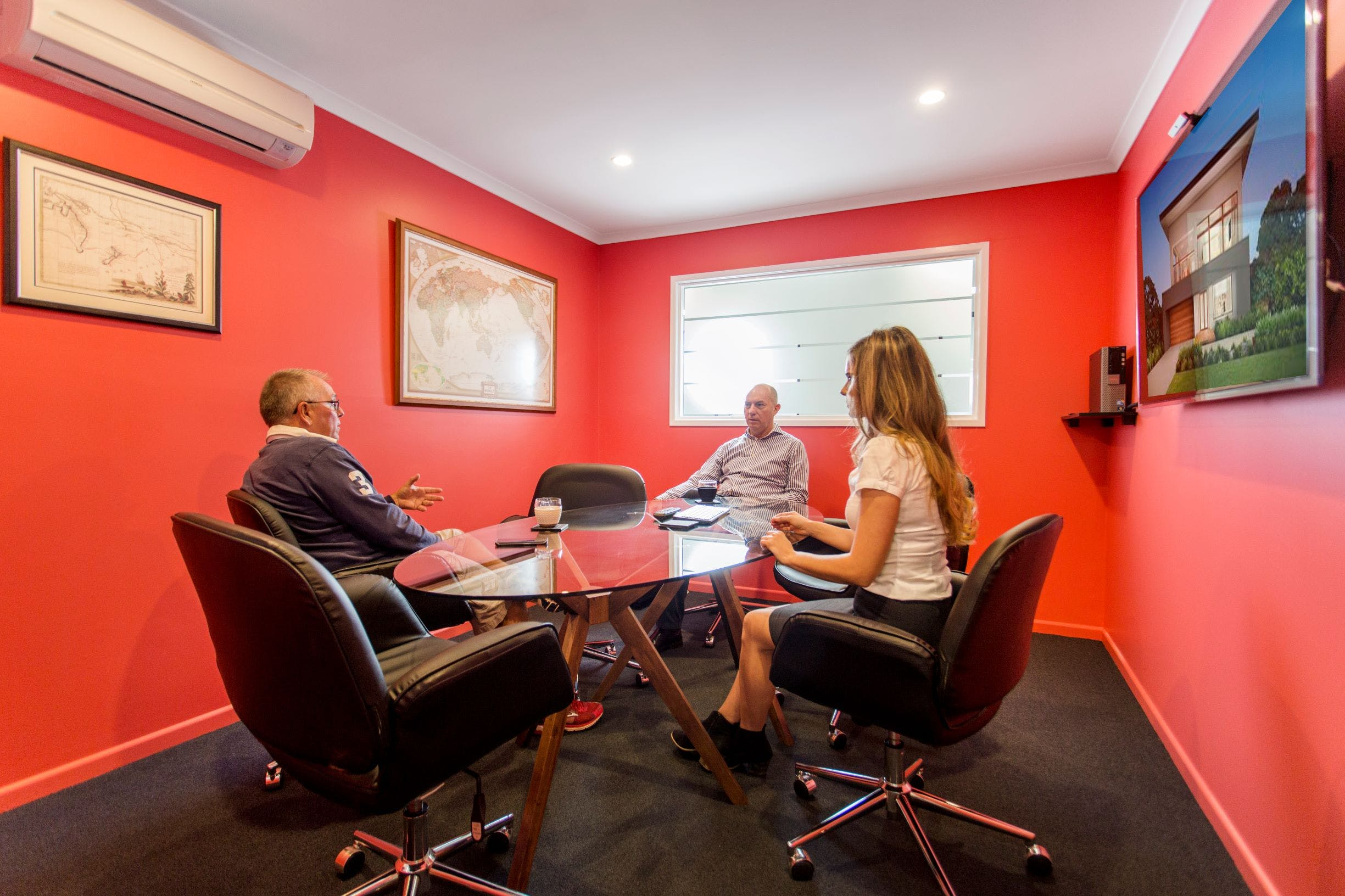 Meeting room at Scarborough Business Centre, image 1