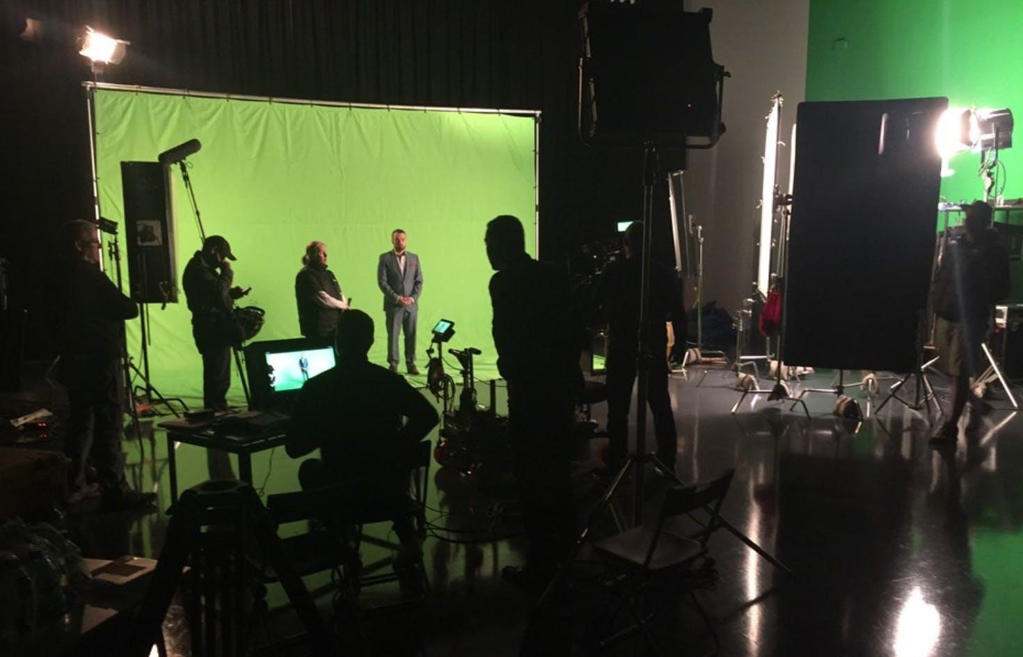 Creative studio at Hitmaker Studios, image 1