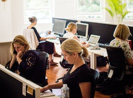 Hot desk at Beaches Coworking - Mona Vale, image 1