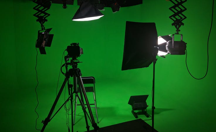 Green Screen, creative studio at Basem3nt Enterprises, image 1