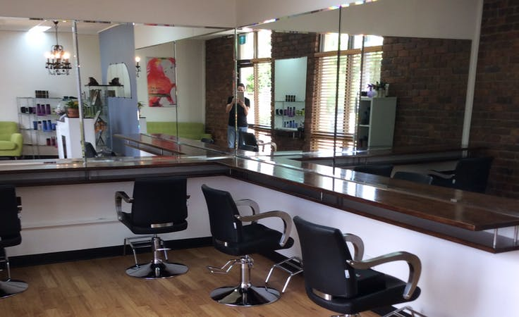 Salon Station, creative studio at Mirror Mirror Hair Artistry, image 1