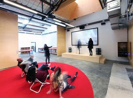 The Gather Space, multi-use area at Claisebrook Design Community, image 1