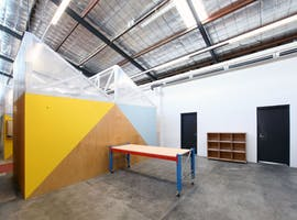 The Workshop, workshop at Claisebrook Design Community, image 1