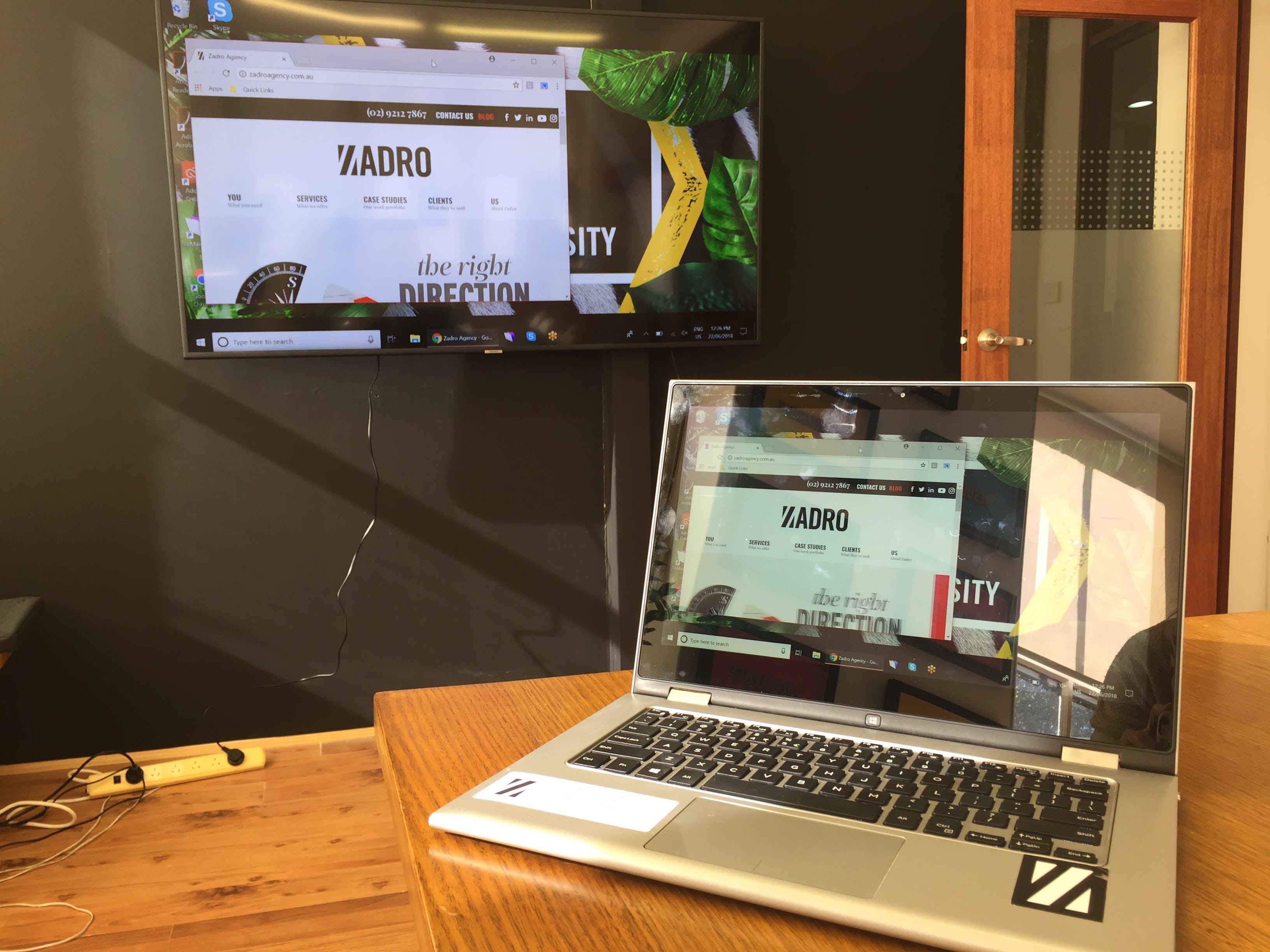 Board Room, meeting room at Zadro Agency, image 2