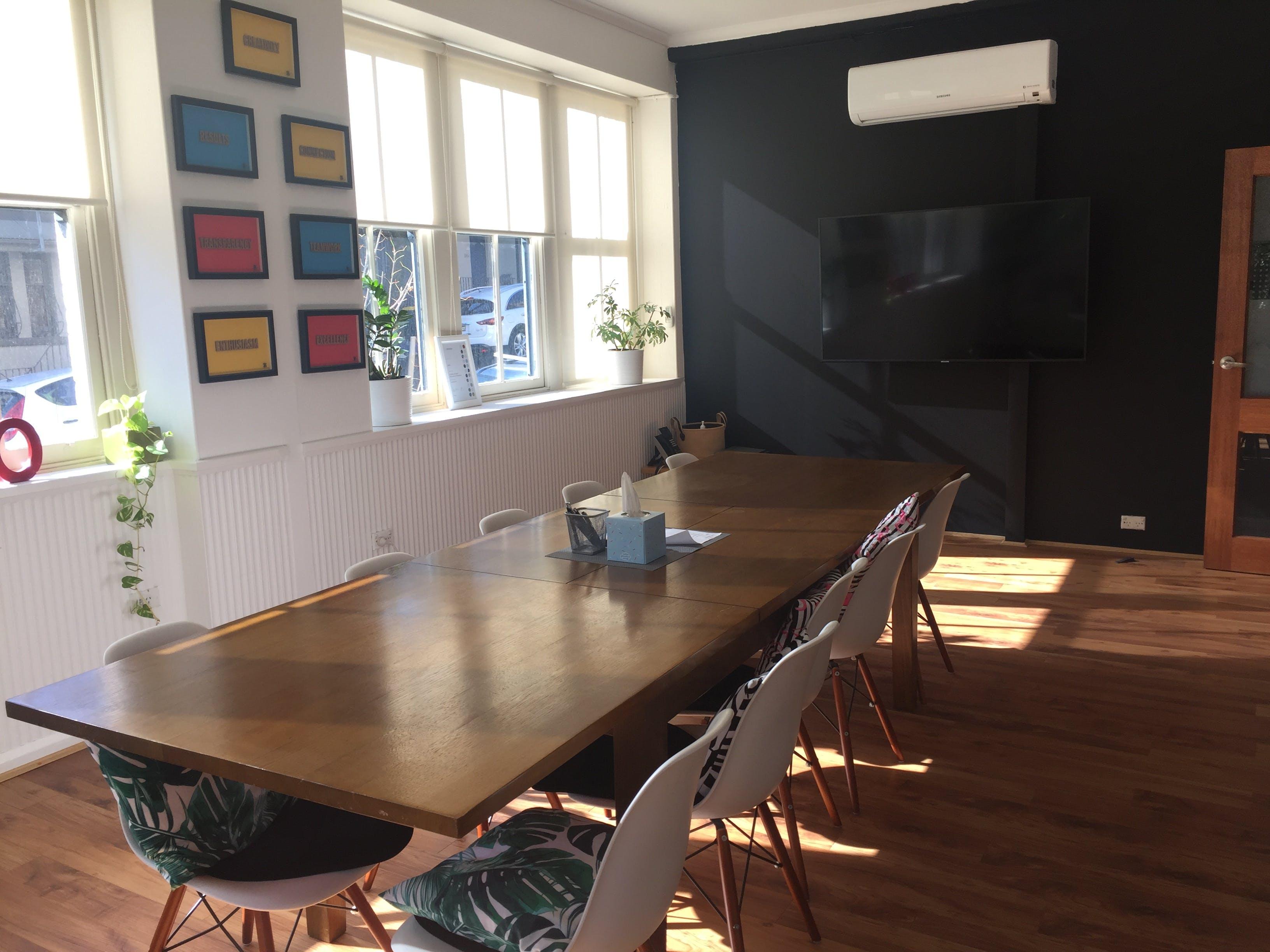 Board Room, meeting room at Zadro Agency, image 1
