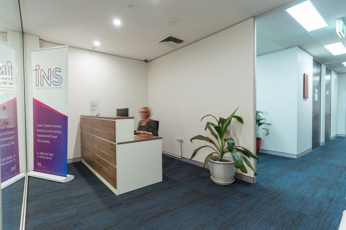 Meeting room at INS, image 3