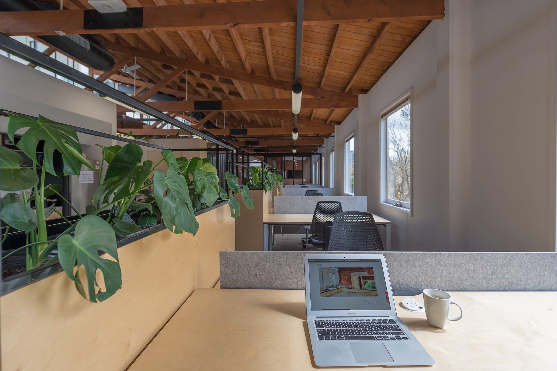 Flex membership (3 Days Per Week), dedicated desk at Higher Spaces, image 1