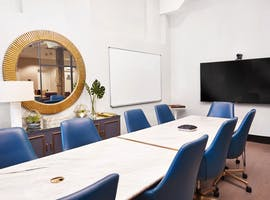 10 Person Board Room, meeting room at Your Desk Town Hall, image 1
