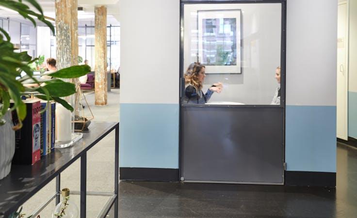 1 Open Plan Desk, dedicated desk at Your Desk Town Hall, image 1