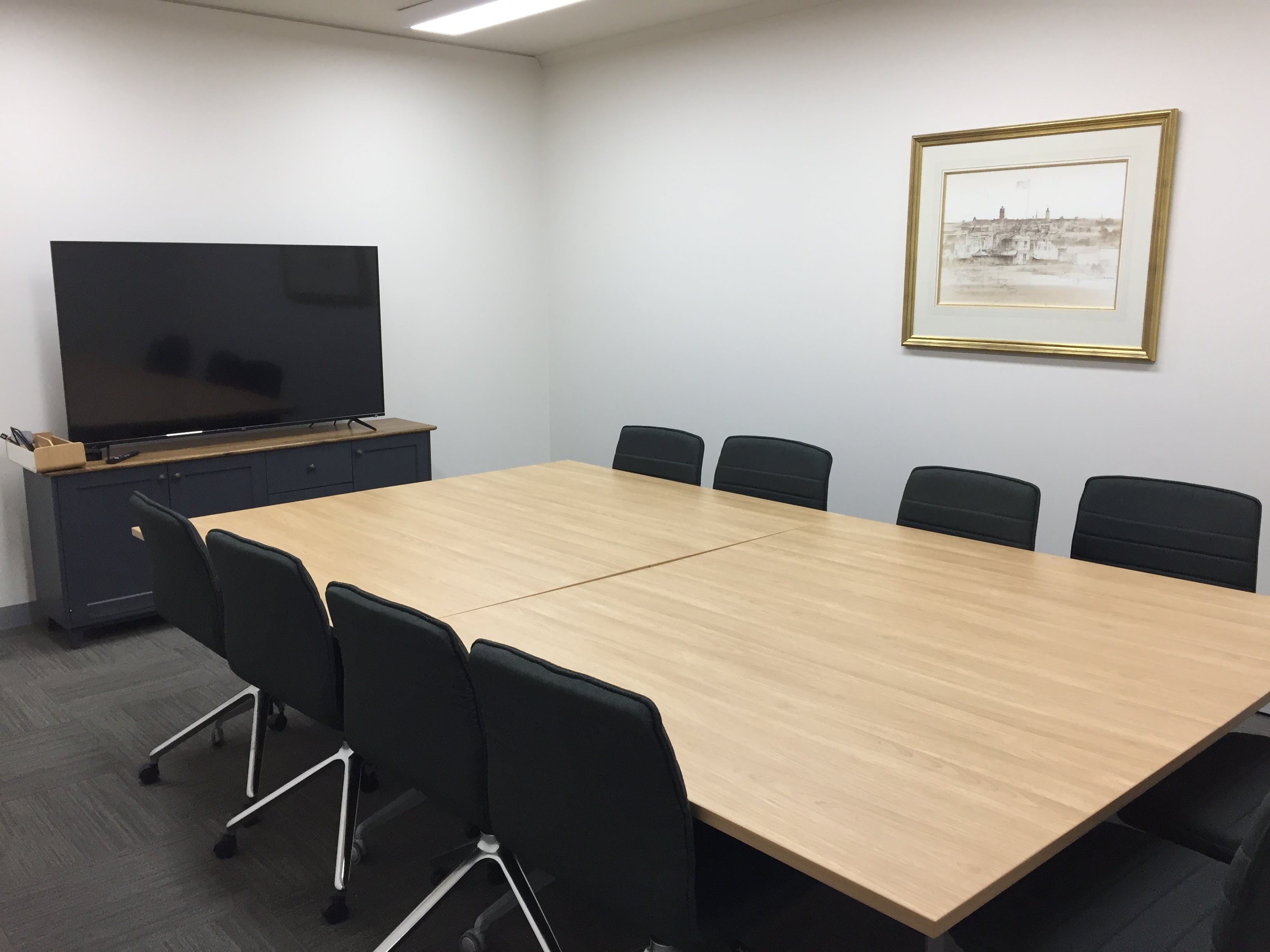 Training room at Platypus Coworking, image 1