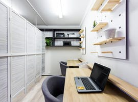 Dedicated desk at Lipstick Lane Atelier & Showroom, image 1