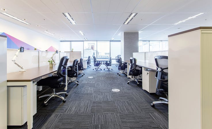 14-40 Person Suite, serviced office at @WORKSPACES, image 1