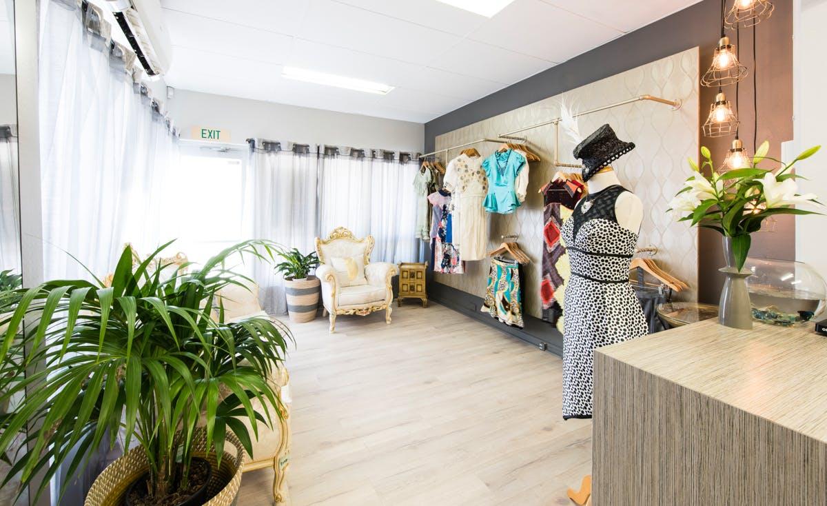 Pop-up shop at Lipstick Lane Atelier & Showroom, image 4