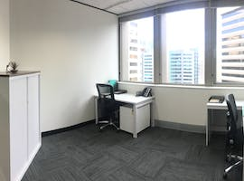 Suite 12, private office at @WORKSPACES Brisbane, image 1