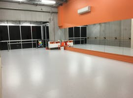 Orange Studio, multi-use area at Citrus Dance, image 1