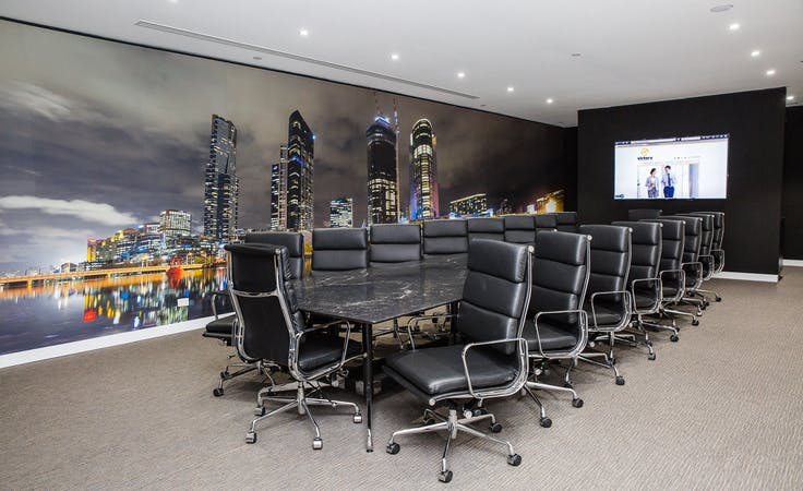 A first class meeting room by the hour or the day. Zeuss Room at Victory Offices, image 1