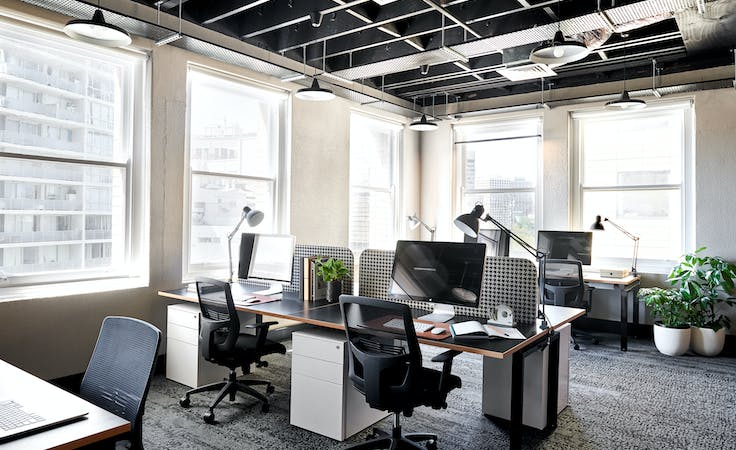 Private office at Plus U, image 1