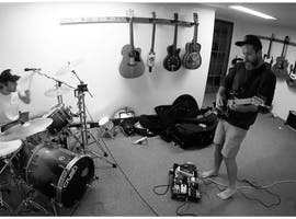 Mojo Room - Band Rehearsal Space, creative studio at Mo's Desert Clubhouse, image 1
