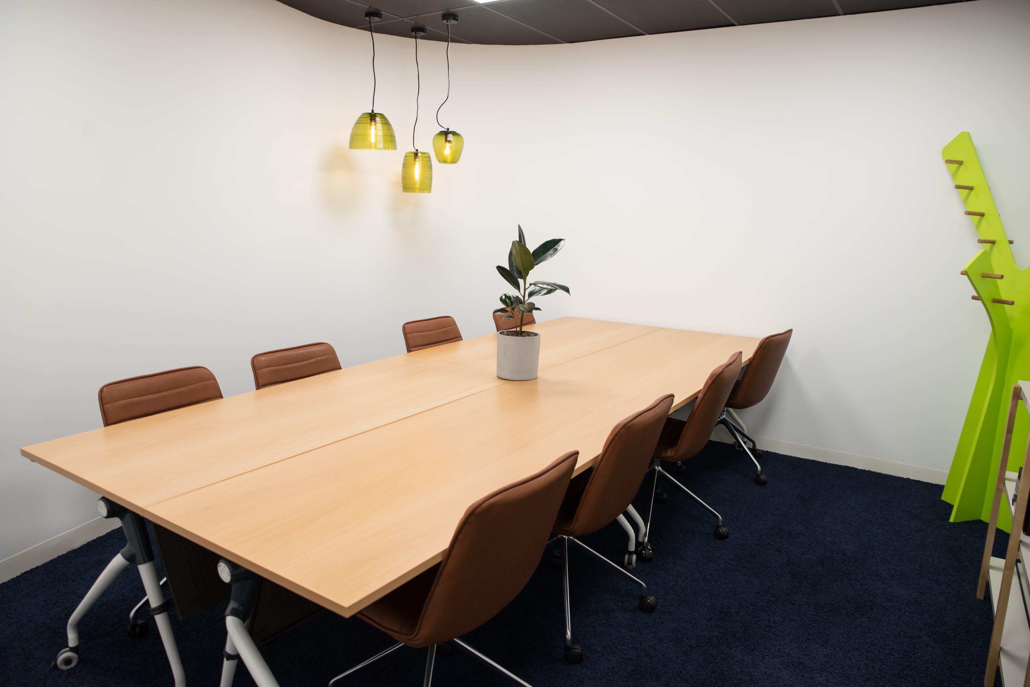 Tanya, meeting room at CoWork Me St Kilda, image 1