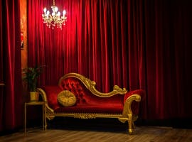 The Phoenix Room, multi-use area at Maison Burlesque, image 1
